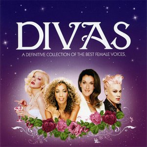 Image for 'Divas: A Definitive Collection of the Best Female Voices'