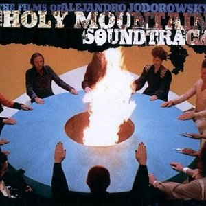 Image for 'The Holy Mountain'