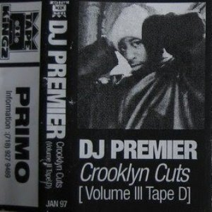 Image for 'Crooklyn Cuts Tape D'