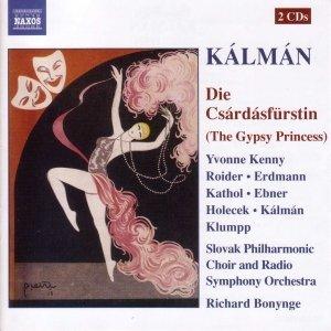 Image for 'KALMAN: Die Csardasfurstin (The Gypsy Princess)'