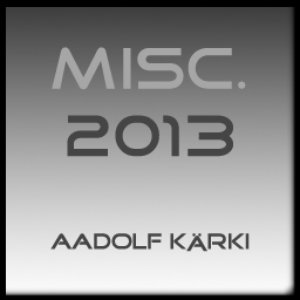 Image for 'Miscellaneous 2013'