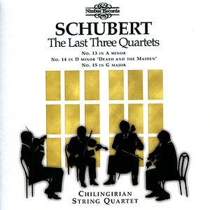 Imagen de 'Schubert: The Last Three Quartets'
