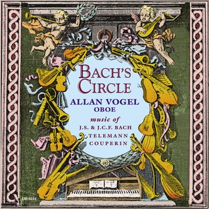 Image pour 'Chamber Music - Telemann, G. / Bach, J.S. / Couperin, F. / Bach, J.C.F.'
