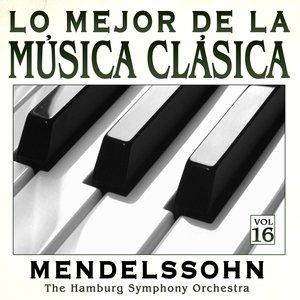 Image for 'Música Clásica Vol. 16: Mendelssohn'