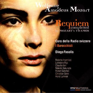 Image for 'Requiem Completed By Mozart's Thamos'
