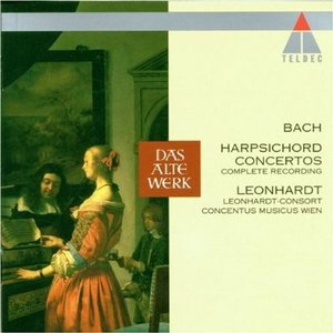 Image for 'The Harpsichord Concertos'