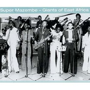 Image for 'Orchestra Super Mazembe'