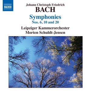 Image pour 'Bach: Symphonies, Nos. 6, 10, 20'