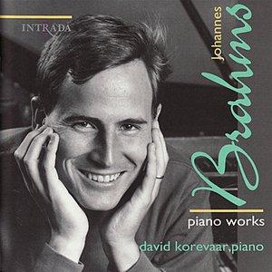 Bild für 'Brahms: Piano Works'