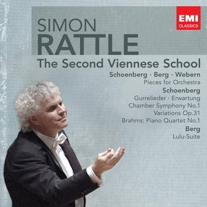 Imagen de 'Simon Rattle Edition: The Second Viennese School'