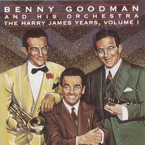 Image for 'The Harry James Years Vol. 1'