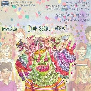Immagine per 'Top Secret Area EP'