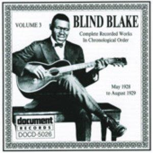 Image for 'Blind Blake Vol. 3 (1928 - 1929)'
