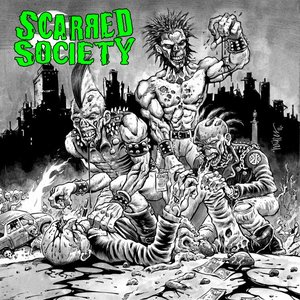 Image for 'Scarred Society'