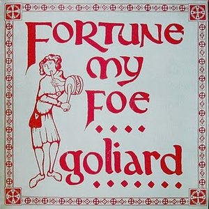 """Fortune My Foe""的封面"