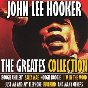 Image pour 'John Lee Hooker Blues Legend'