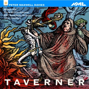 Image for 'Peter Maxwell Davies: Taverner'