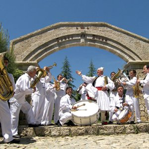 Image for 'Albanian Popular Music Ensemble of Tirana'