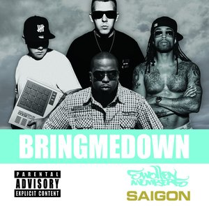 Image for 'Bring Me Down (Swollen Mix) [feat. Saigon]'