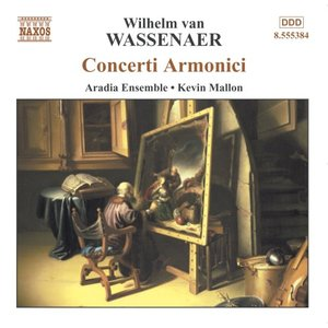 Image for 'Wassenaer: Concerti Armonici'