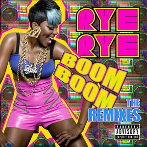 Image for 'Boom Boom (The Remixes)'