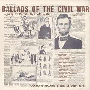 Image for 'Ballads of the Civil War'
