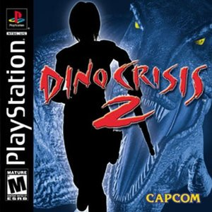 Image for 'Dino Crisis II'
