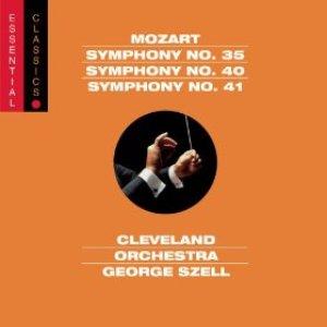 Bild für 'Mozart: Symphonies Nos. 35, 40 & 41'
