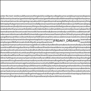 Image for 'Freaky Dreams - Single'