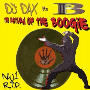 "Bild für 'THE RETURN OF THE BOOGIE (12"" SINGLE)'"