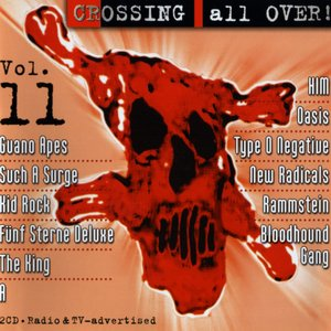 Image for 'Crossing All Over! Volume 11'