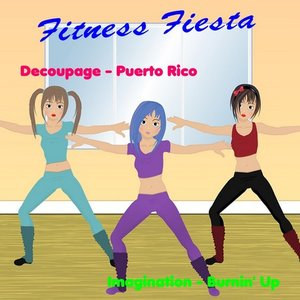 Image for 'Fitness Fiesta, Vol. 2'