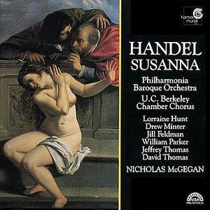 Image for 'Handel: Susanna'