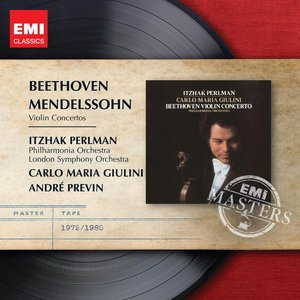 Bild für 'Beethoven: Violin Concerto'
