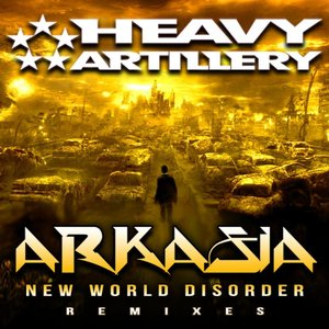 Image for 'New World Disorder Remixes'