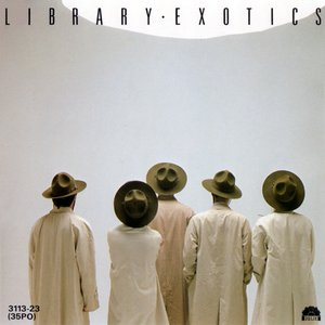 Image for 'LiBRARY'
