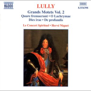Image for 'LULLY: Grand Motets, Vol.  2'