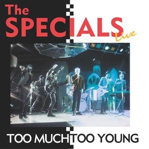 Image for 'Too Much Too Young - Live'