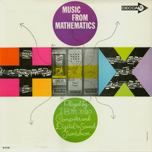 Image for 'Music From Mathematics'