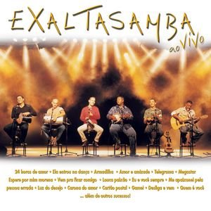 Image for 'Exaltasamba Ao Vivo'