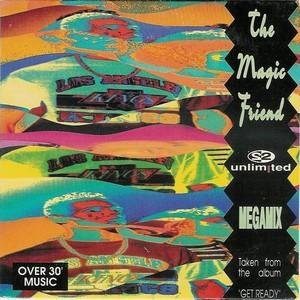 Image for 'The Magic Friend (Automatic remix)'