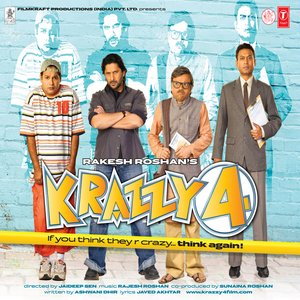 Image for 'Krazzy 4'