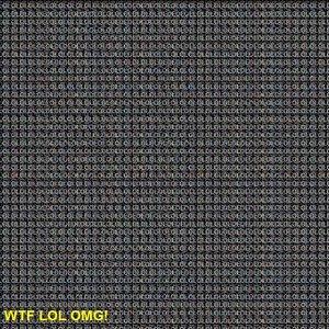 Image for 'WTF? LOL! OMG!!'
