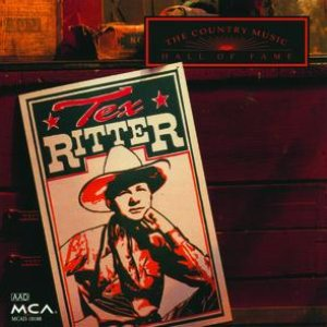 Image for 'Country Music Hall Of Fame Series: Tex Ritter'