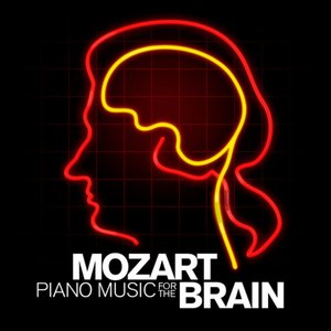 Image for 'Mozart: Piano Music for the Brain'