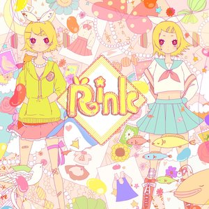 Image for 'Rink ~Junky×鏡音リン THE BEST~'