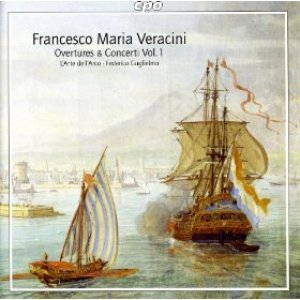 Image for 'Veracini, F.M.: Overtures and Concertos, Vol. 1'