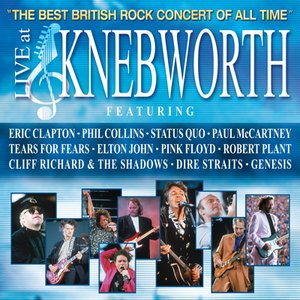 Image for 'Live at KNEBWORTH'