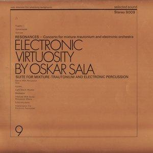 Imagem de 'Electronic Virtuosity'