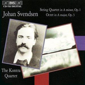 Image for 'Svendsen: String Quartet in A Minor'